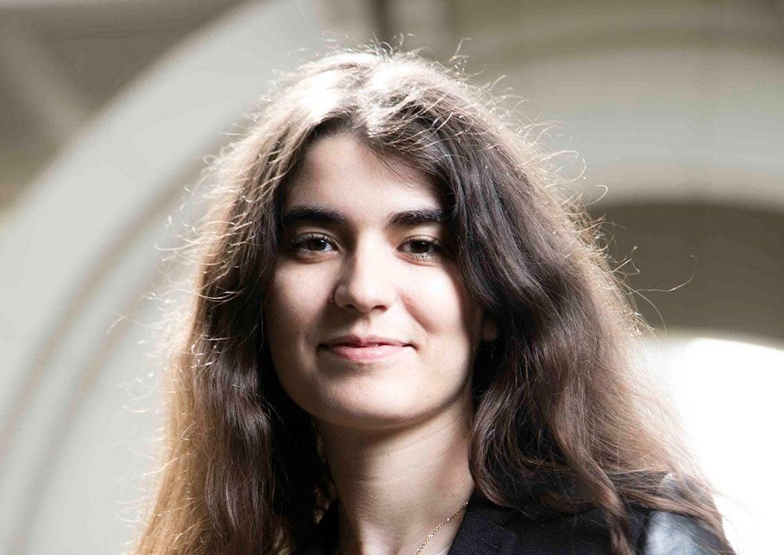 Yasmine Moulehiawy, MFE 18