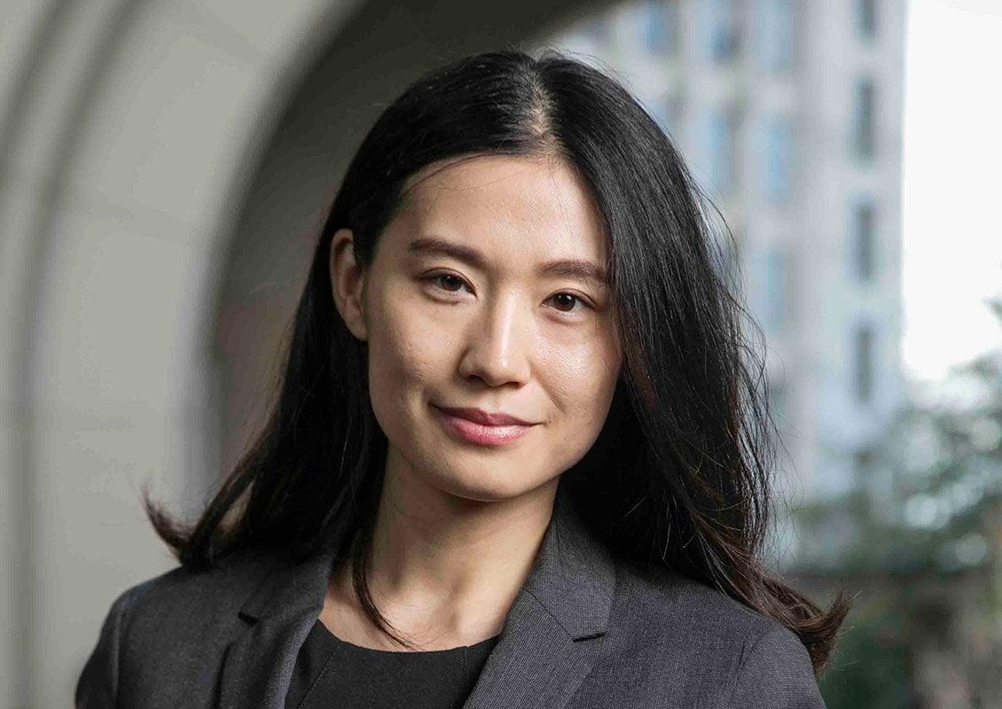 Winnie Yu, MFE 18